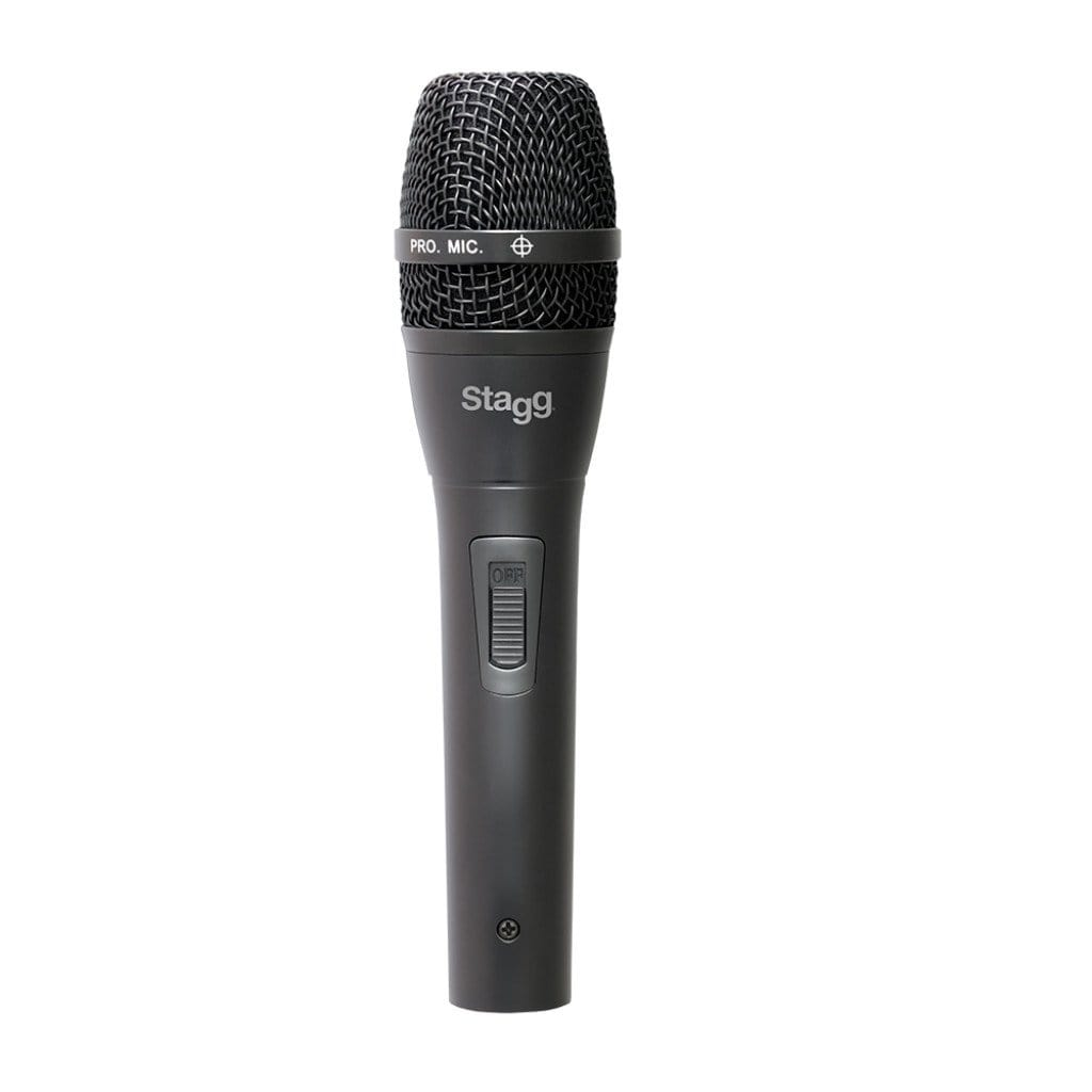 Stagg SDM80 Professional Dynamic Microphone