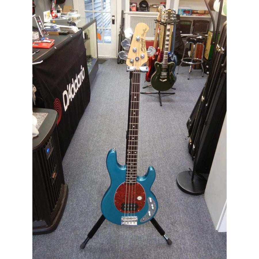 Sterling By Music Man BASSES - ELECTRIC BASS GUITARS Default Sterling by Music Man Ray24 Toluca Blue