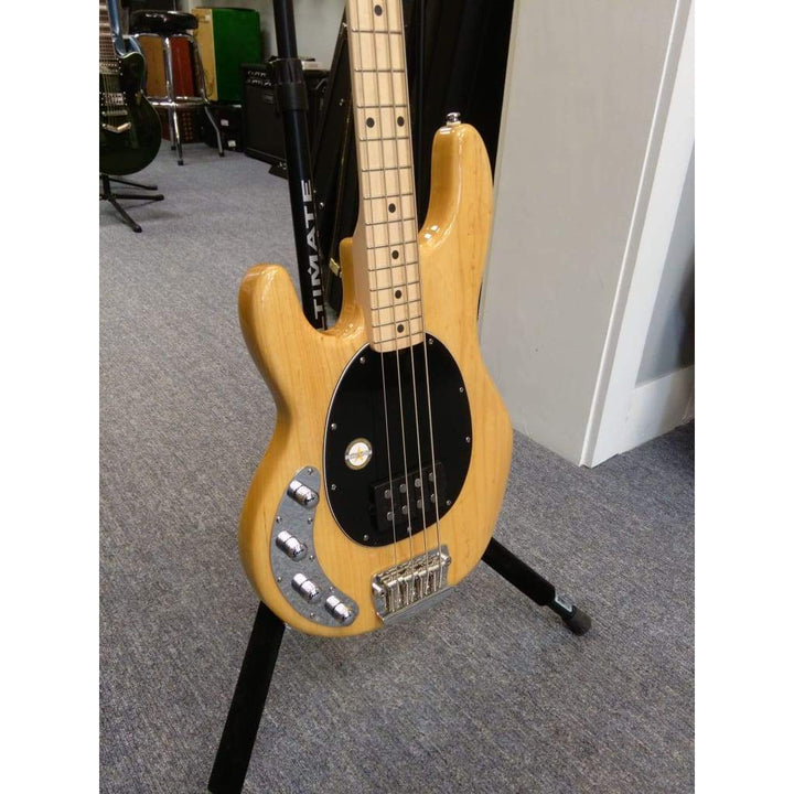 "Sterling By Music Man BASSES - ELECTRIC BASS GUITARS Default Sterling by Music Man StingRay ""Ray34"" Left Handed"