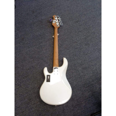 Sterling By Music Man BASSES - ELECTRIC BASS GUITARS Default Sterling by Music Man StingRay Ray35HH Pearl White