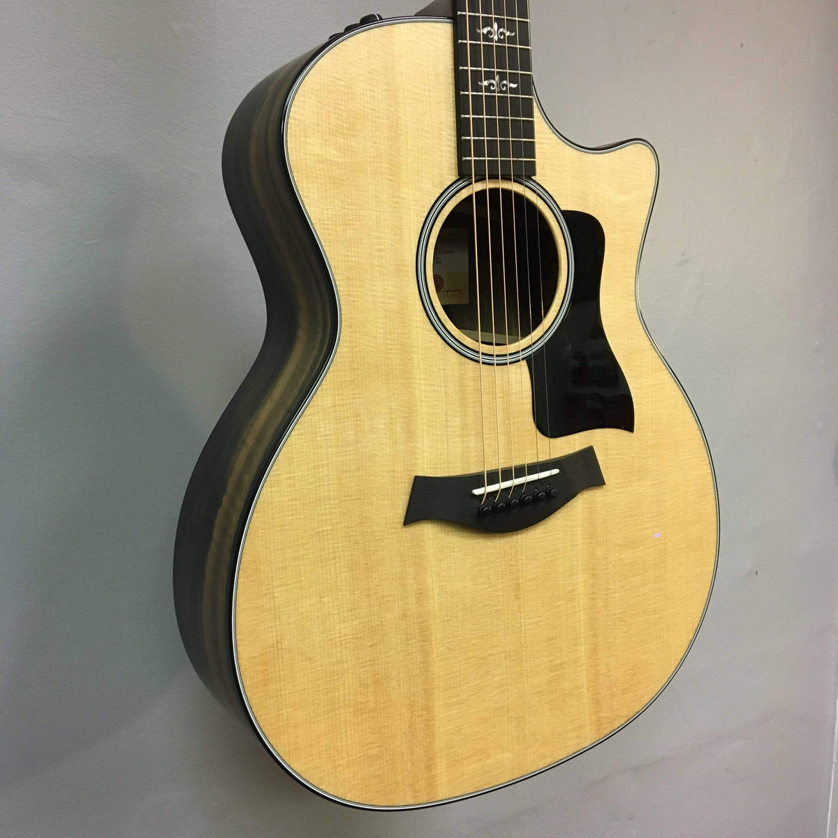 Taylor GUITARS - ACOUSTIC GUITARS Taylor Limited Edition E14CE Spruce Ebony