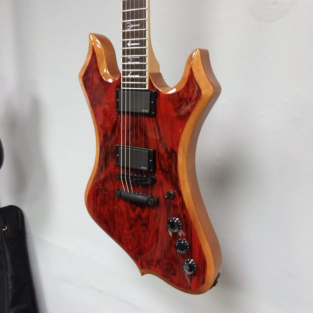 Wylde Audio Nomad Cocobolo Electric Guitar