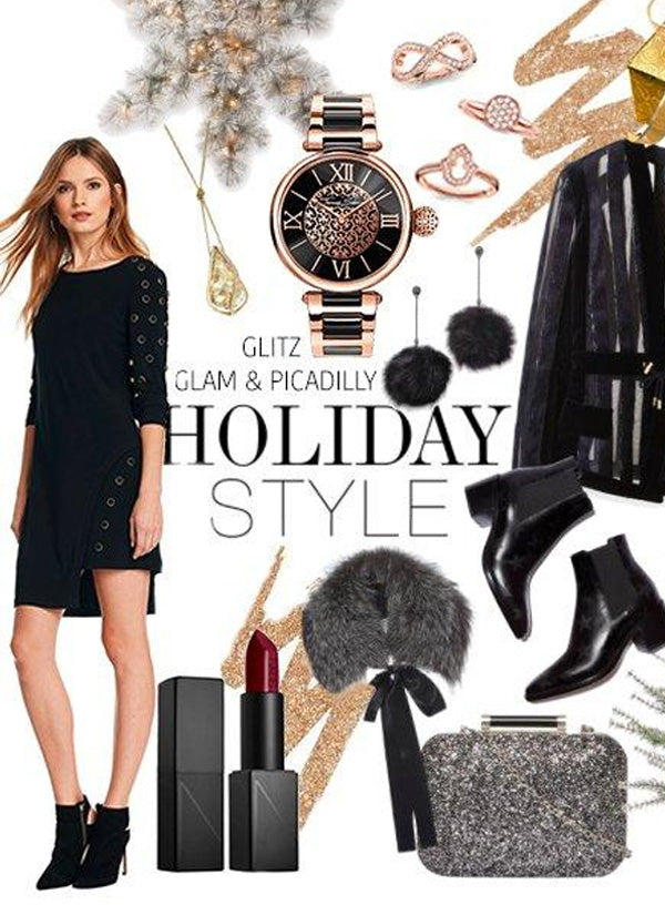 Dressing For The Holidays - Style Tips