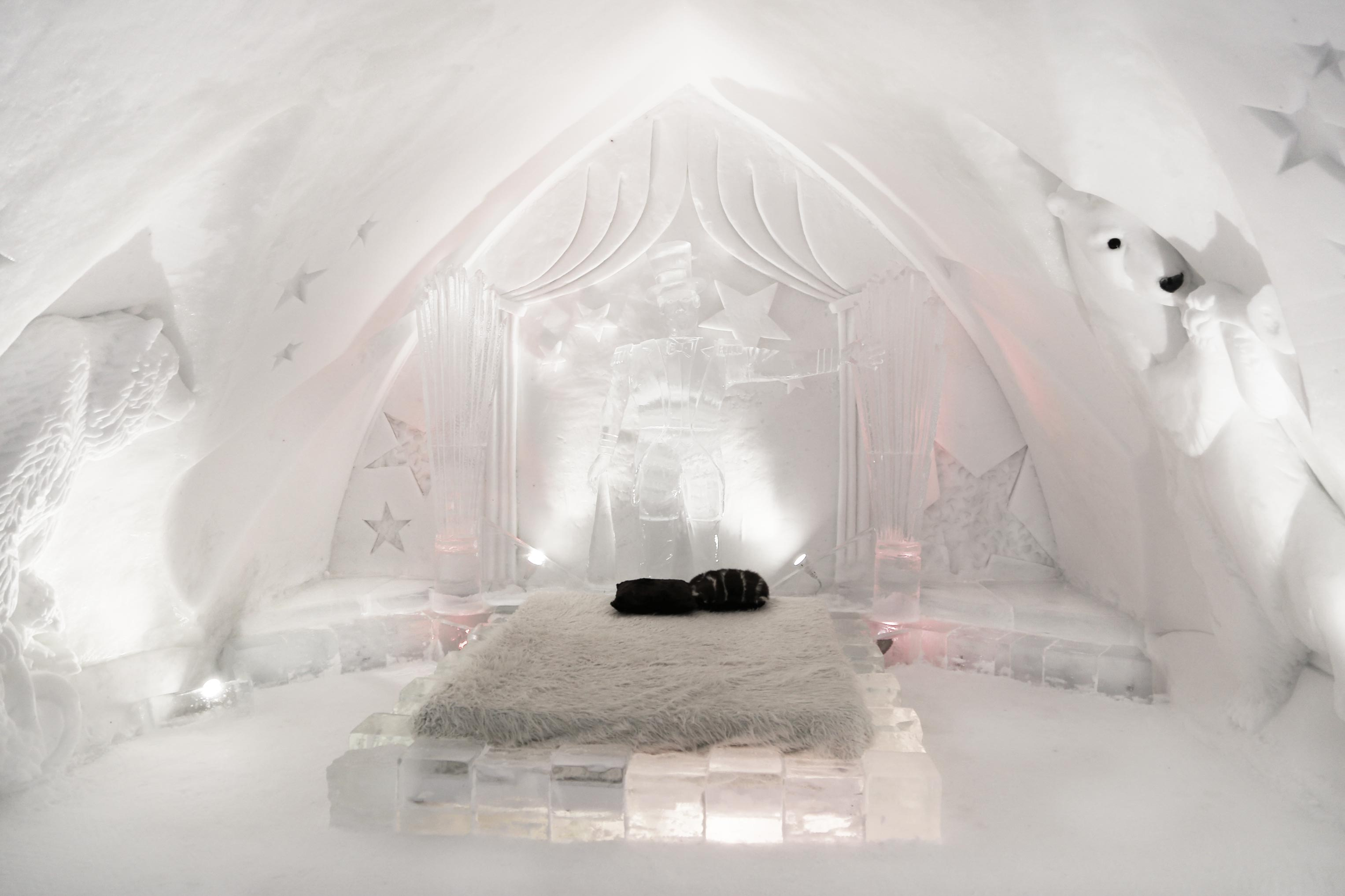 Canadian Ice Hotel