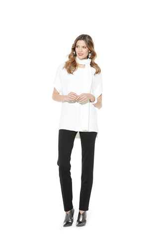 Picadilly Womens Fashion White Jumper