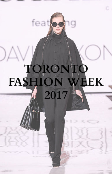 Picadilly at Toronto Fashion Week 2016