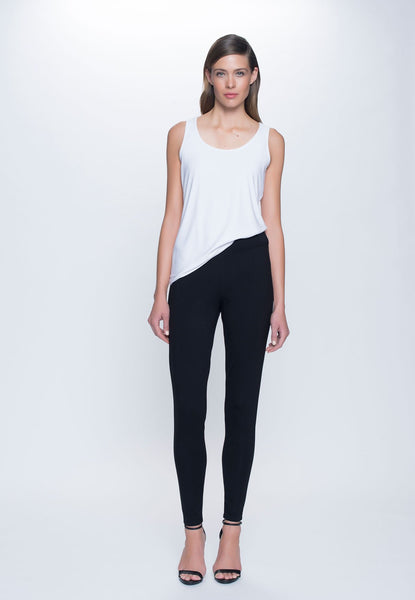 outfit featuring Pull on Leggings in black by Picadilly Canada