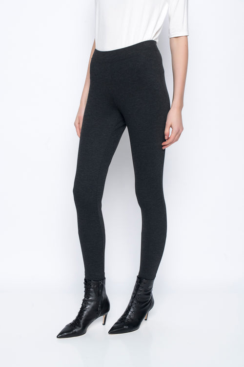 Pull on Leggings in grey by Picadilly Canada