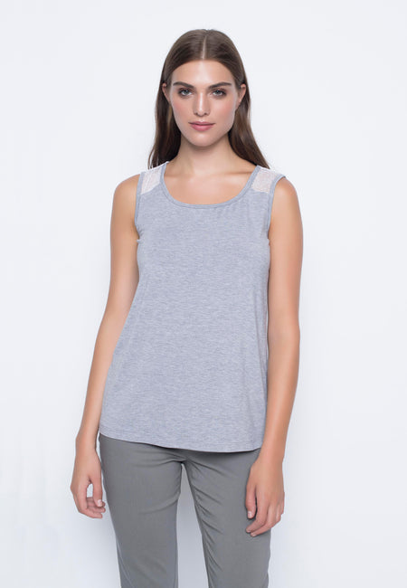 Side Pocket Tank
