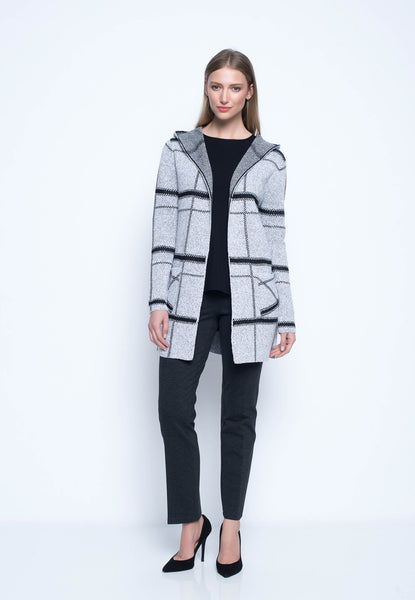 Long Sleeve Hooded Jacket