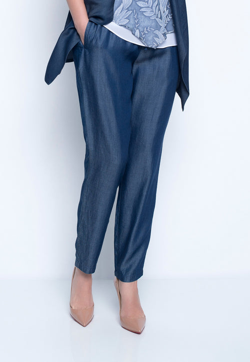 Pull-On Drawstring Pants