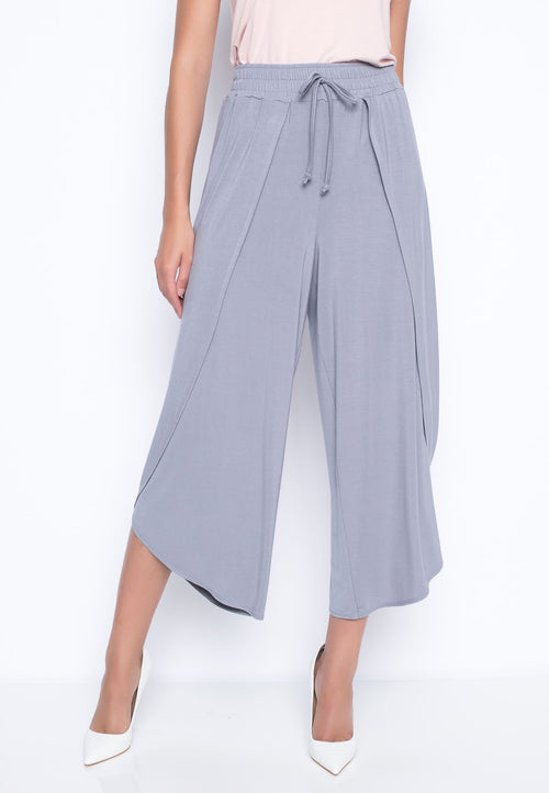 Drawstring Wrap Pants by Picadilly Canada