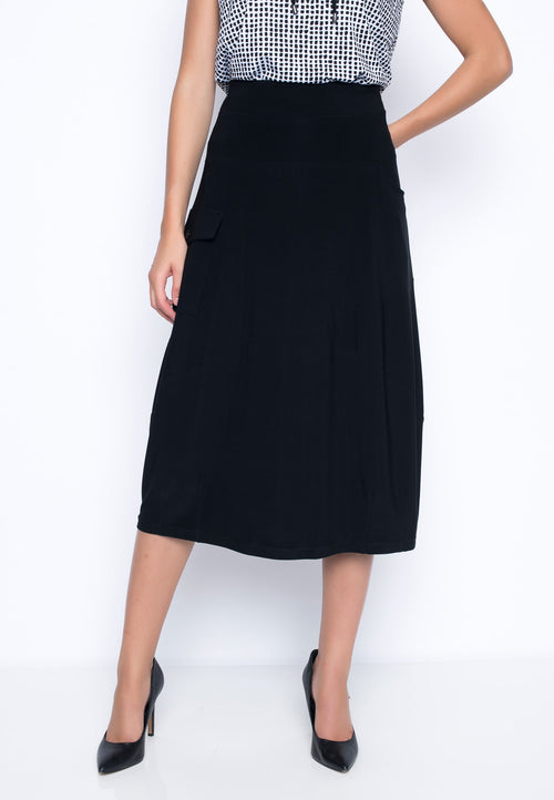 Asymmetrical Balloon Skirt by picadilly Canada