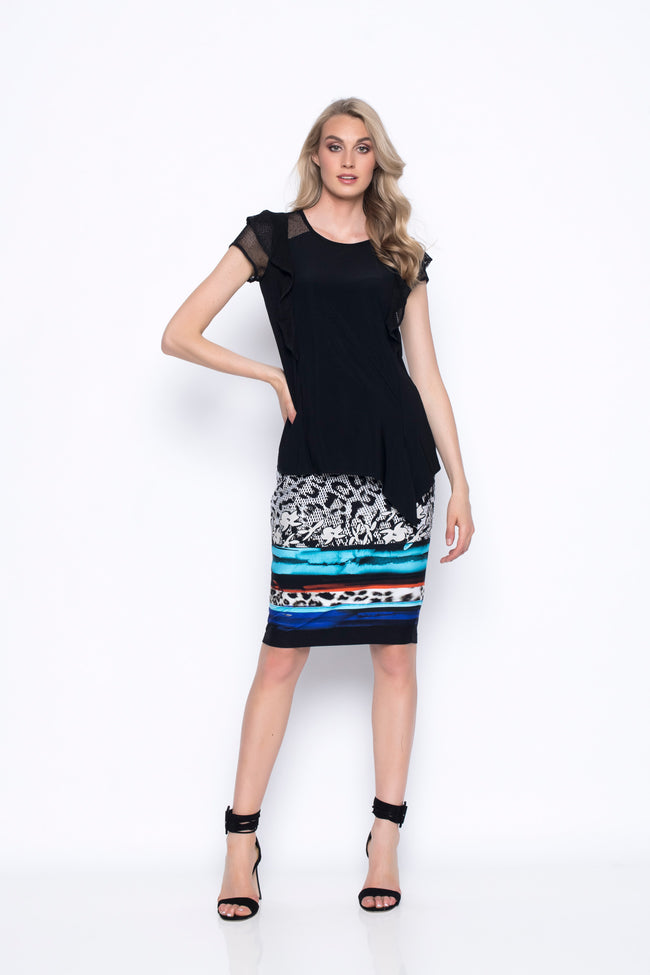 Pull-On Pencil Skirt