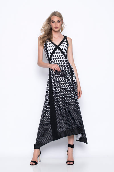 Multi-Strap Long Dress
