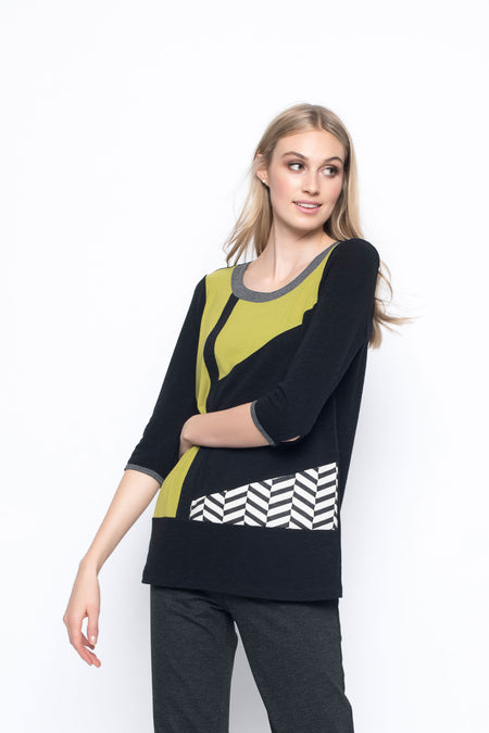 Sleeveless Sweater Top With Pockets