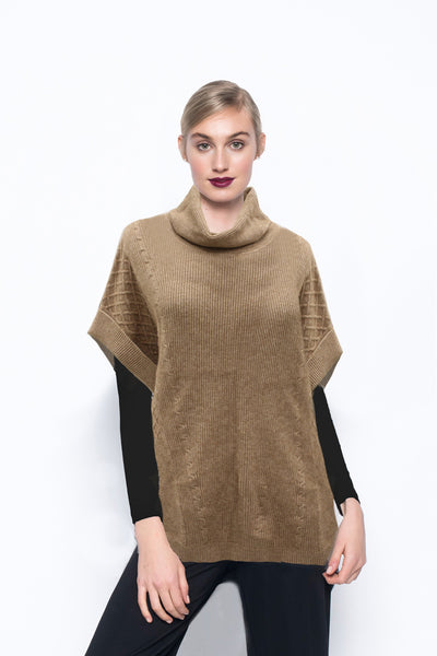 Textured Sweater Tunic