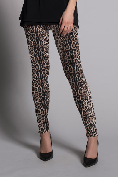 Animal Print Leggings By picadilly canada
