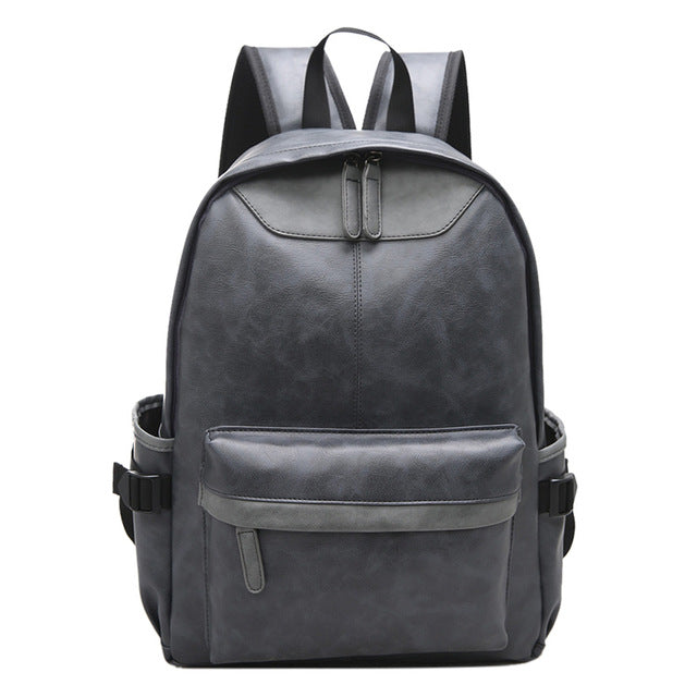 Casual Smooth Backpack