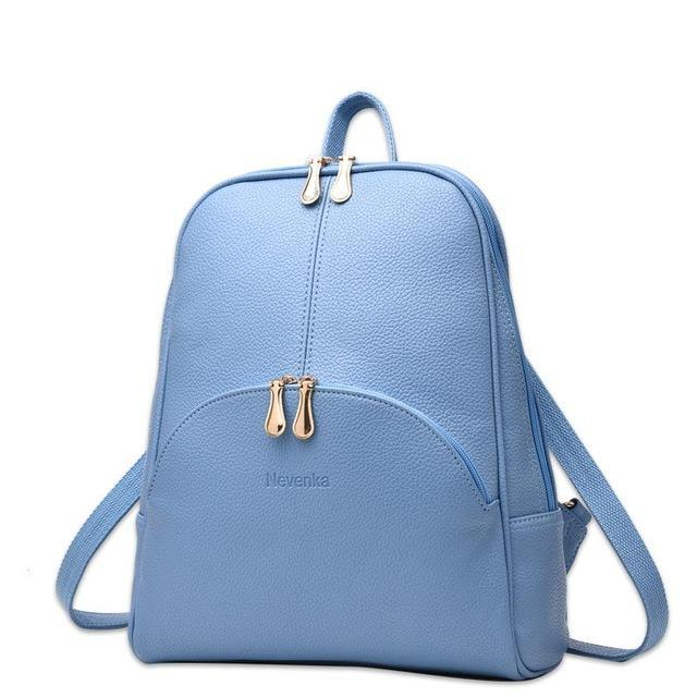 Casual Modern Softback Backpack