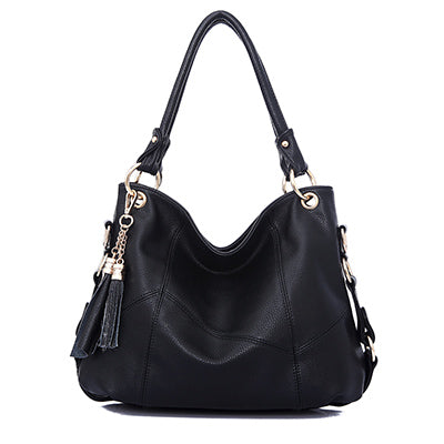 Designer Top-Handle Tote