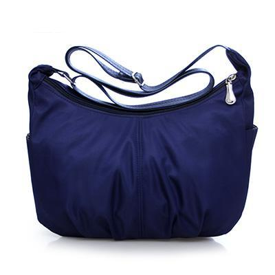 Waterproof Nylon Messenger Bag