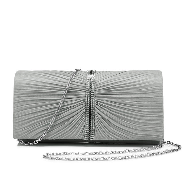Classy Evening Crossbody Clutch Bag