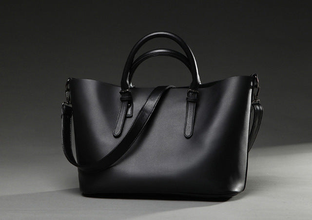High Fashion Smooth Messenger Bag