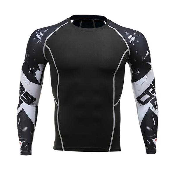 Ultimate Fighter Rash Guard