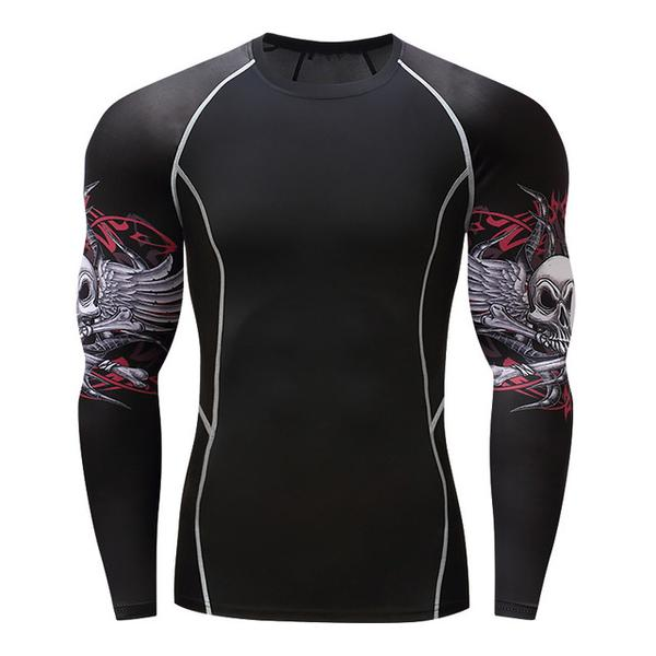 Fighting Angel Rash Guard - Canadian BJJ Shop