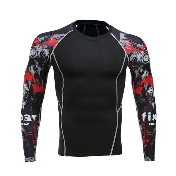 Choke Performance Rash Guard - Canadian BJJ Shop
