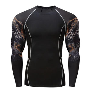 Rockstar Rash Guard - Canadian BJJ Shop