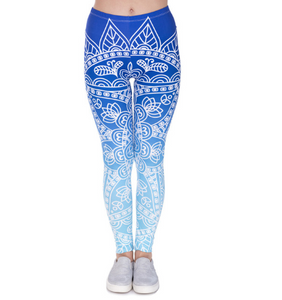 Blue Ohm Legging Spats