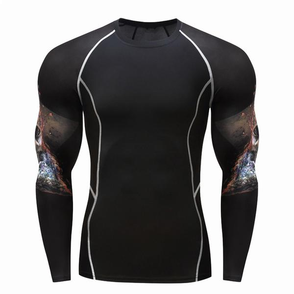 Galactica Performance Rash Guard
