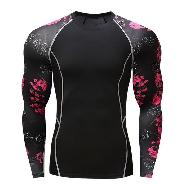 Top Fighter Rash Guard - Canadian BJJ Shop