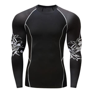Trainer Performance Rash Guard - Canadian BJJ Shop