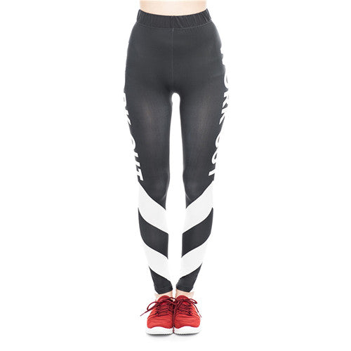 Work Out Performance Legging Spats
