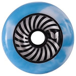 Blazer Pro Vertigo Swirl Wheel 100mm - Blue White