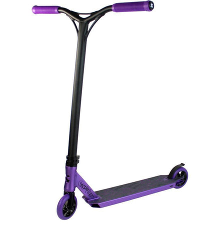 Sacrifice Flyte 115 Scooter - Purple / Black