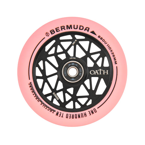 Oath - Bermuda Pastel Pink 110mm Wheels