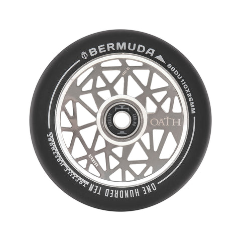 Oath - Bermuda Neo Silver 110mm Wheels
