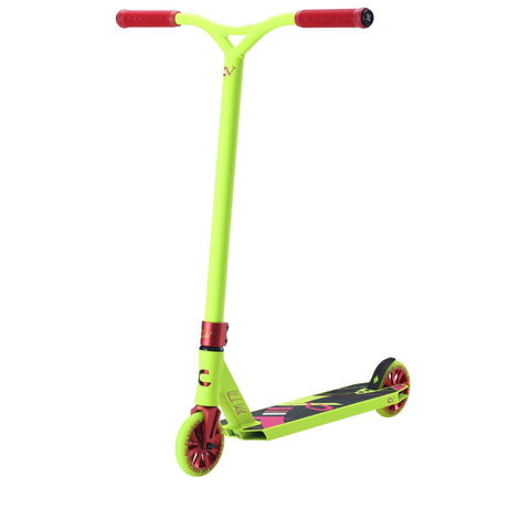 Claudius Vertesi Signature Scooter - Neon Yellow