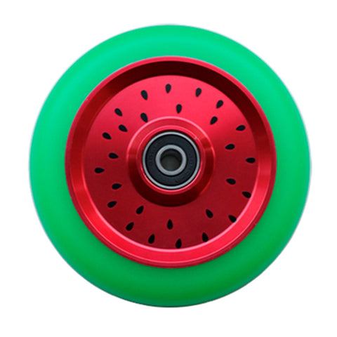 Juicy Watermelon Wheels