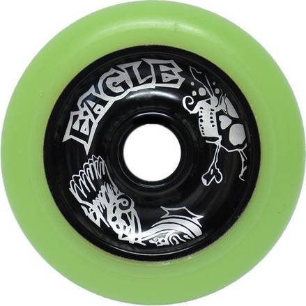 Eagle Skullaz Skeleton Wheel
