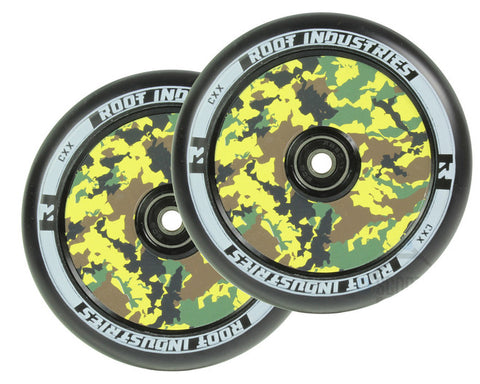 Root Industries Ltd Edition 'AIR' Wheels 110mm - Camo