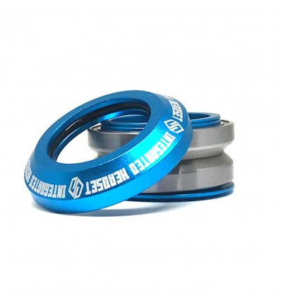 Striker Integrated Headset - Blue