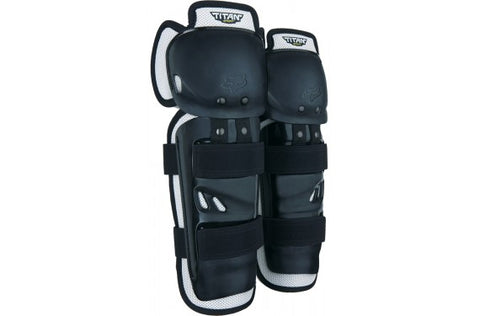 Fox Titan Sport Youth Knee/Shin Guards
