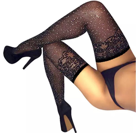 Sparkle stockings