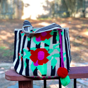 Ana Wayuu Bag-Oversized Tote