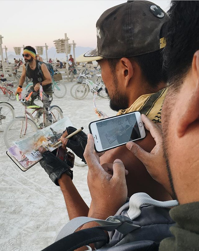 Burning Man 2019 - Here We Go!!!